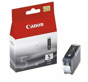 Genuine Canon PGI-5 Black CLI-8 B/C/M/Y Ink Cartridges Set Lot Cyan Magenta 5&8