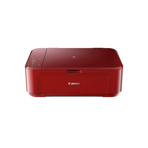 Canon PIXMA MG3650 Wireless All-in-one Inkjet Printer WiFI Scanner + Inks RED Customer Return