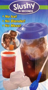 Chrildren Slushy Maker in Seconds Drink Cola Juice Slush Maker Cup
