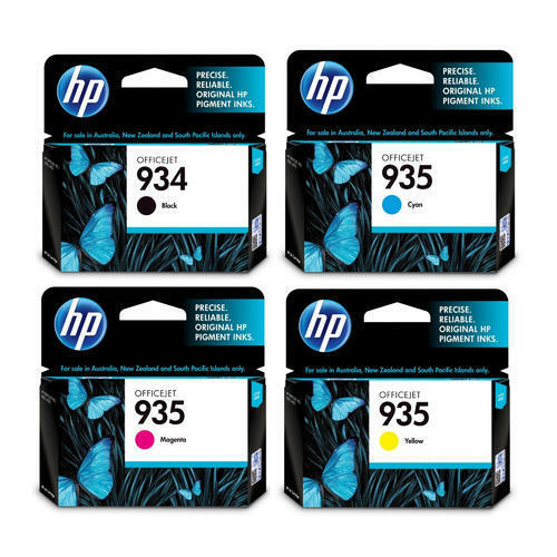Genuine HP 934BK 935CMY Multipack Ink Cartridges for OfficeJet Pro 6230 6830 934