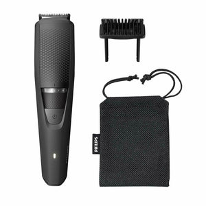 Philips Mens Rechargeable Beard stubble trimmer 20 Lengths from 0.5mm BT3226
