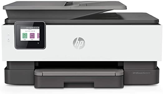 HP OfficeJet Pro 8024 (A4) Colour Inkjet All-in-One Wireless Printer