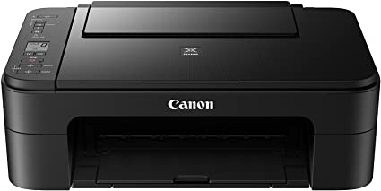 Canon TS3150 PIXMA All-in-One Inkjet Printer - Black