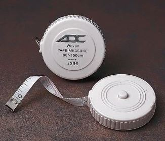 ADC Measurement Tape 60in Woven Reusable