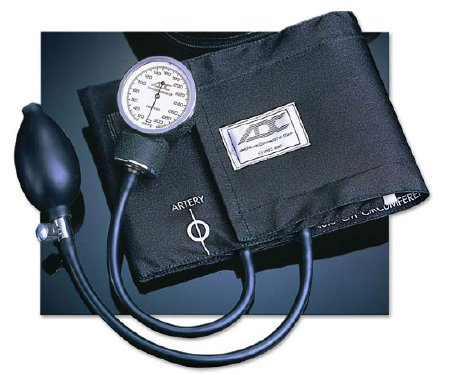 Aneroid Sphygmomanometer Diagnostix 760 Series Pocket Style Hand Held 2-Tube Small Adult Size Arm