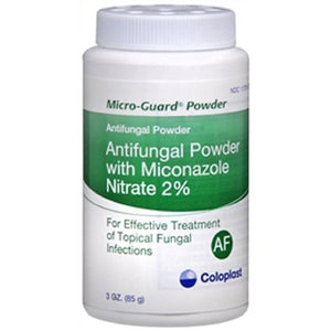Antifungal Micro-Guard 2% Strength Powder 3 oz. Shaker Bottle