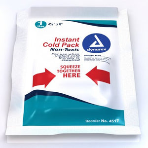 Cold Pack General Purpose Junior 5 X 6 Inch Urea Based