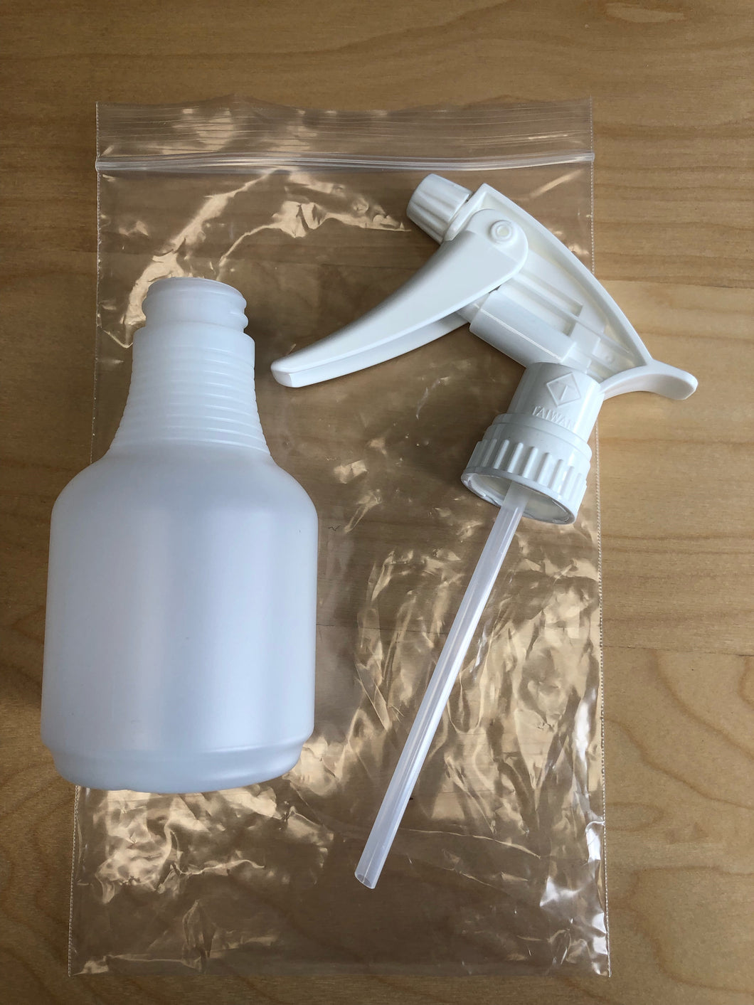 Spray Bottle Kit