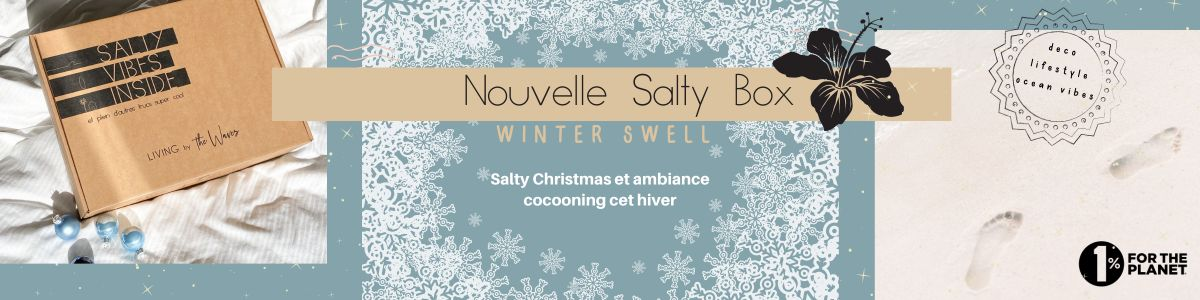 salty box de noel winter swell living by the waves