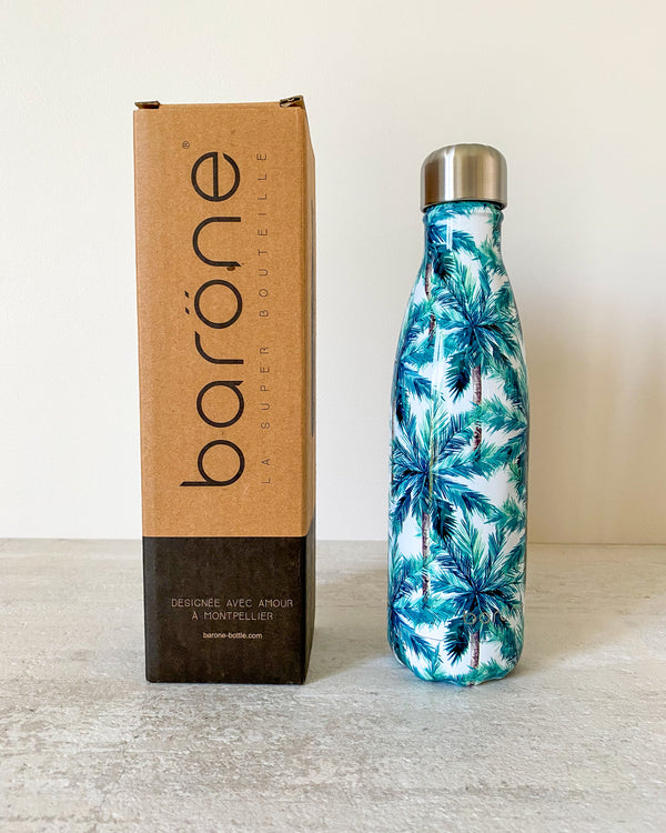 Bouteille isotherme Palm Beach 500ml.