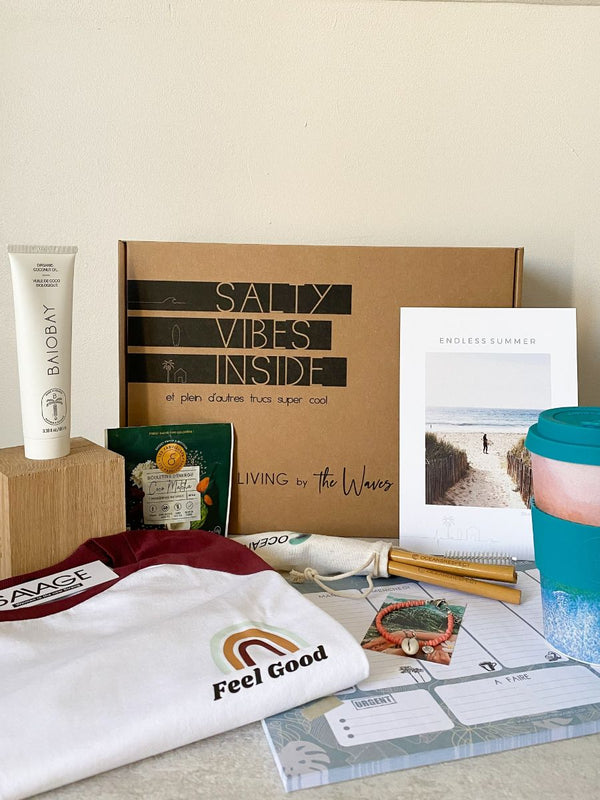contenu de la salty box endless summer
