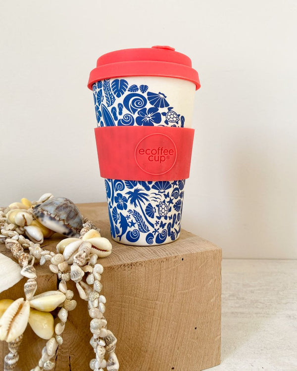 Eco cup - mug nomade réutilisable 400ml