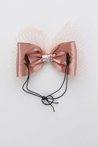 Avant Garde Bow Grand - Rose - PROJECT 6, modest fashion
