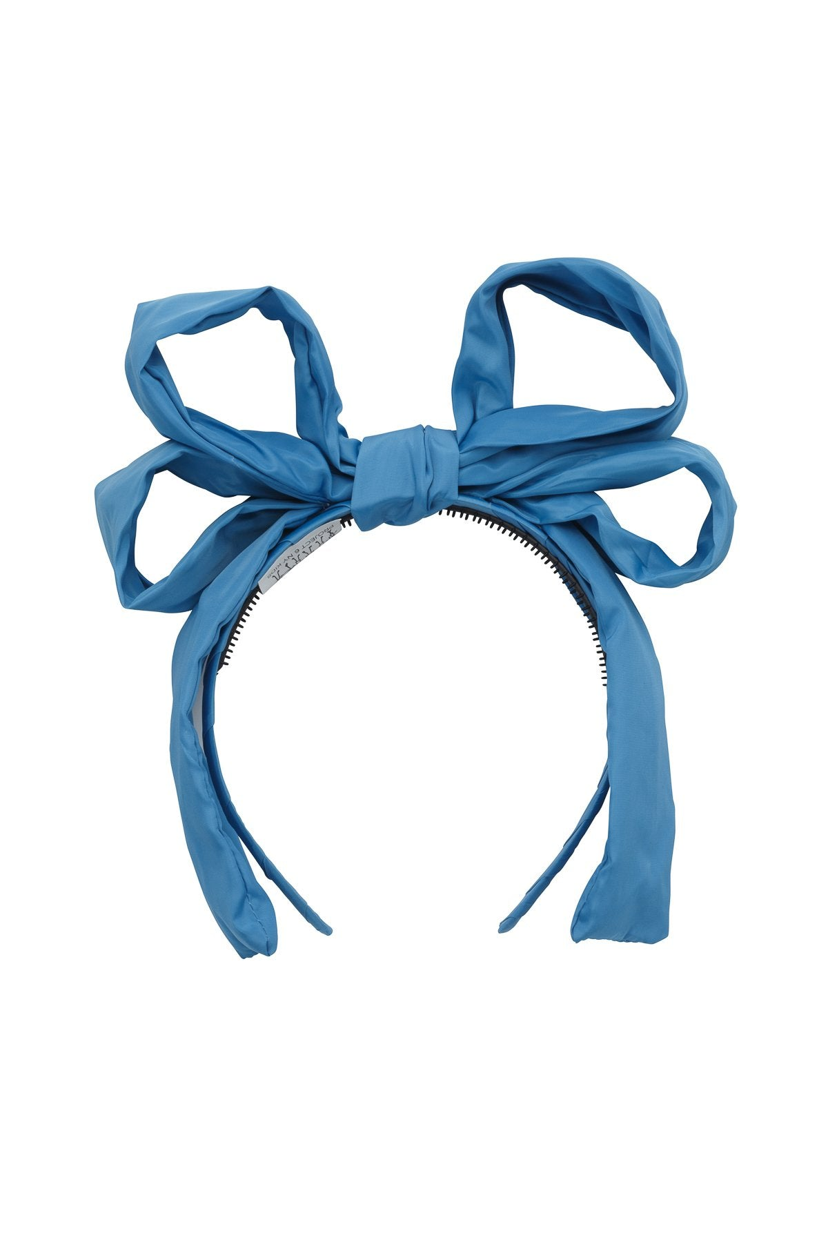 Double Party Bow Headband - Blue Sky - PROJECT 6, modest fashion