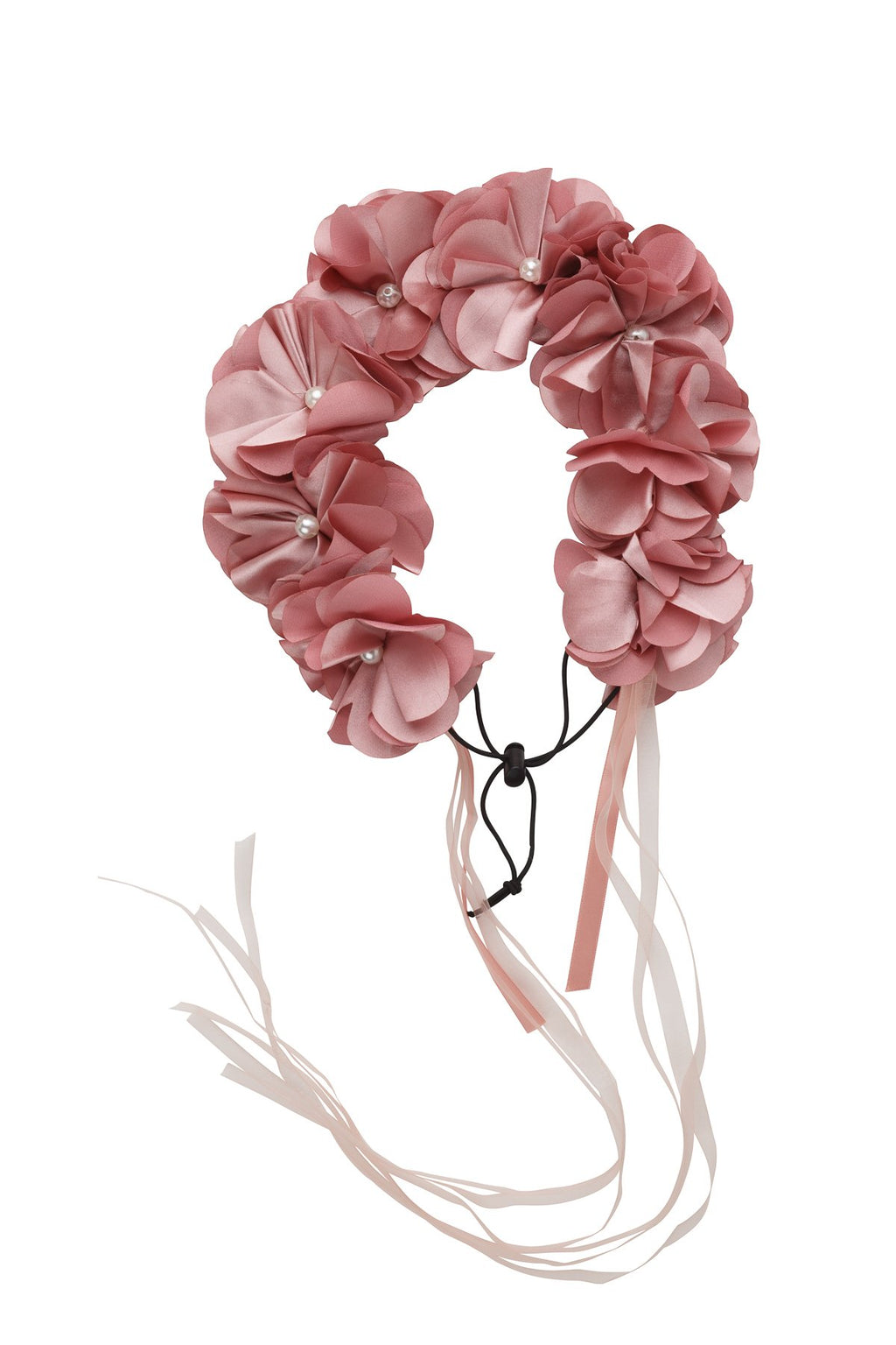 Floral Wreath Full - Rose - PROJECT 6, modest fashion