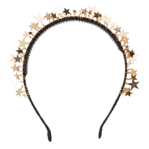 Galaxy Headband - Gold