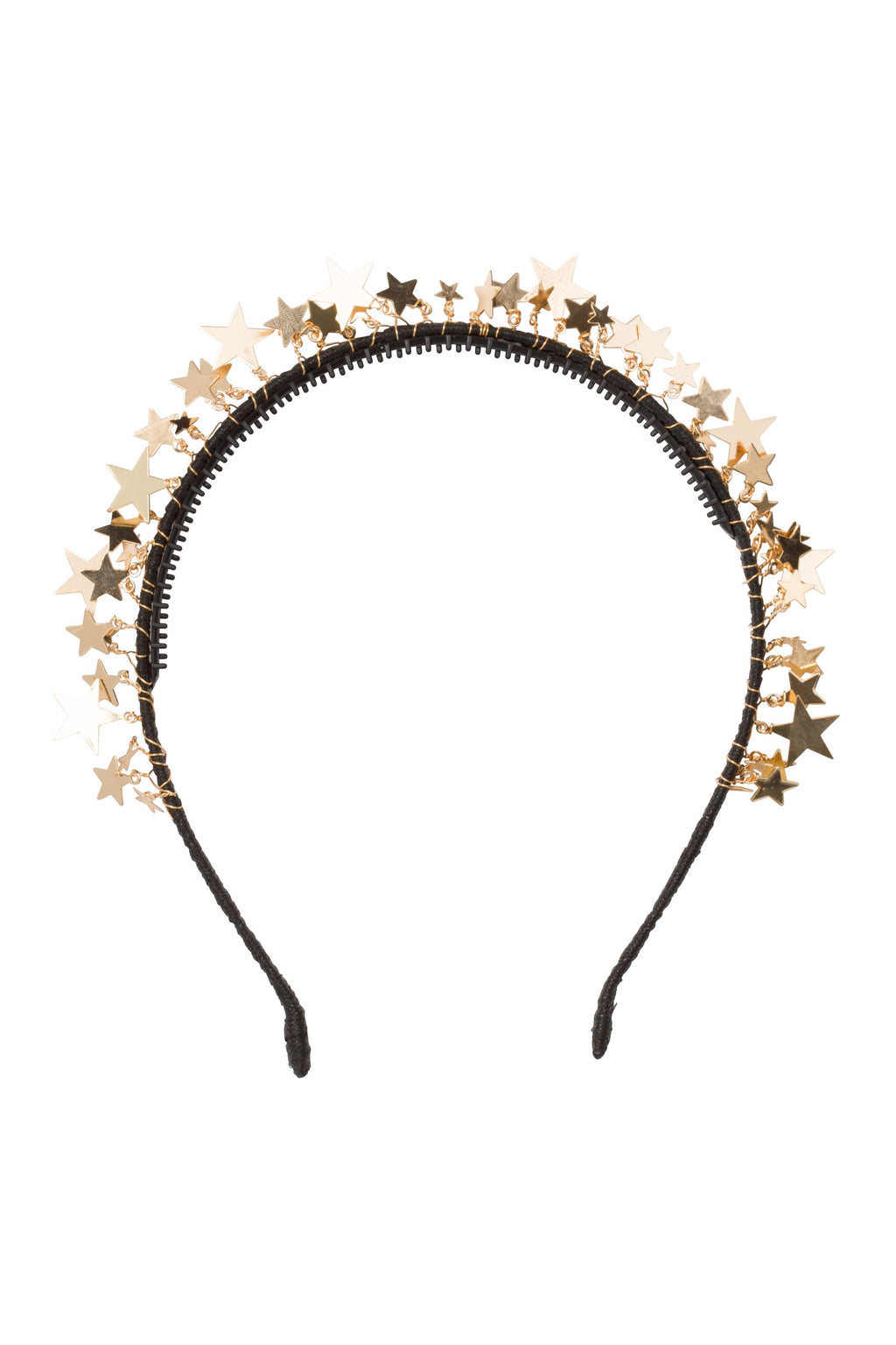 Galaxy Headband - Gold - PROJECT 6, modest fashion
