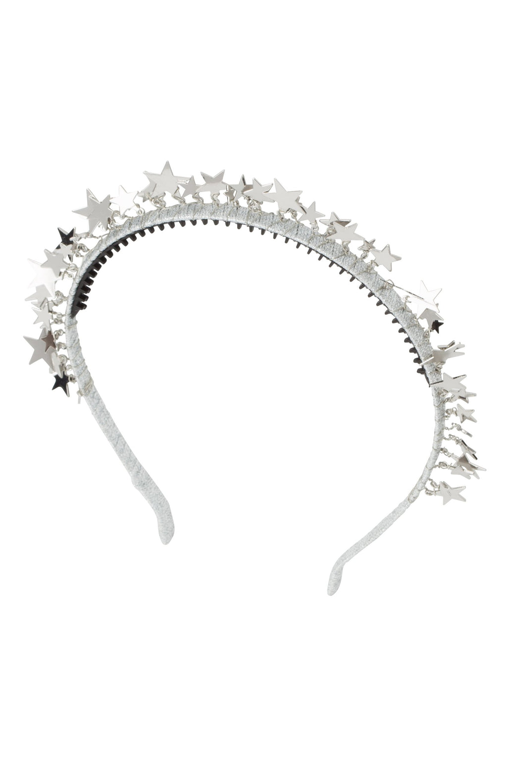 Galaxy Headband - Silver - PROJECT 6, modest fashion
