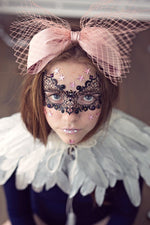 Load image into Gallery viewer, Avant Garde Bow Grand - Rose - PROJECT 6, modest fashion