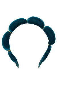 Jasmin Headband - Teal Jewel Tone - PROJECT 6, modest fashion