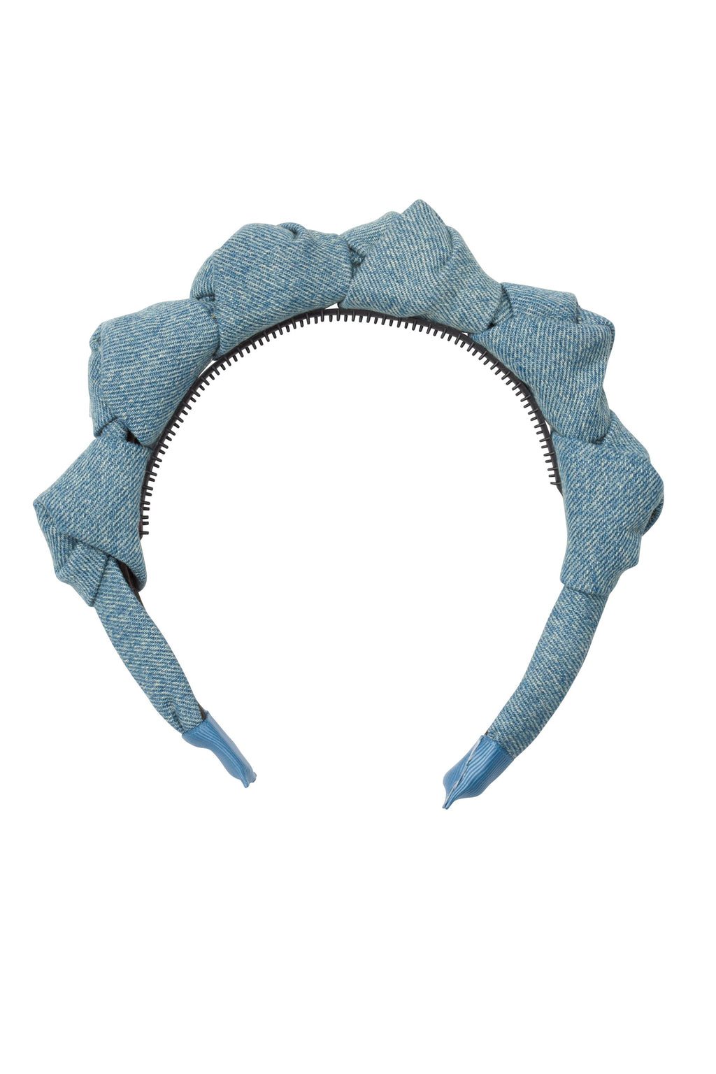 Monkey Bars Headband - Teal Denim - PROJECT 6, modest fashion