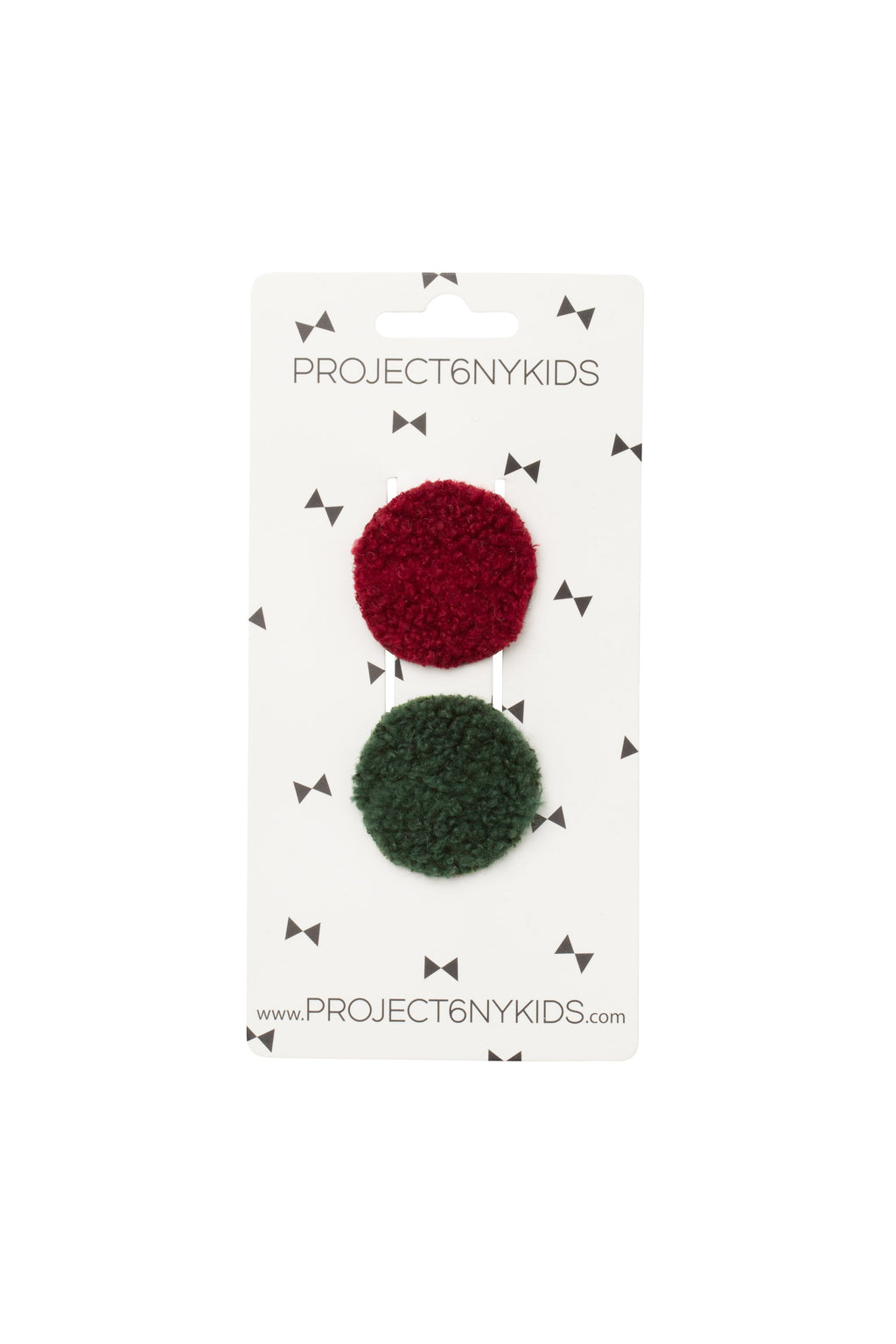 Olly Rounds Set of 2 - Burgundy and Hunter Green - PROJECT 6, modest fashion