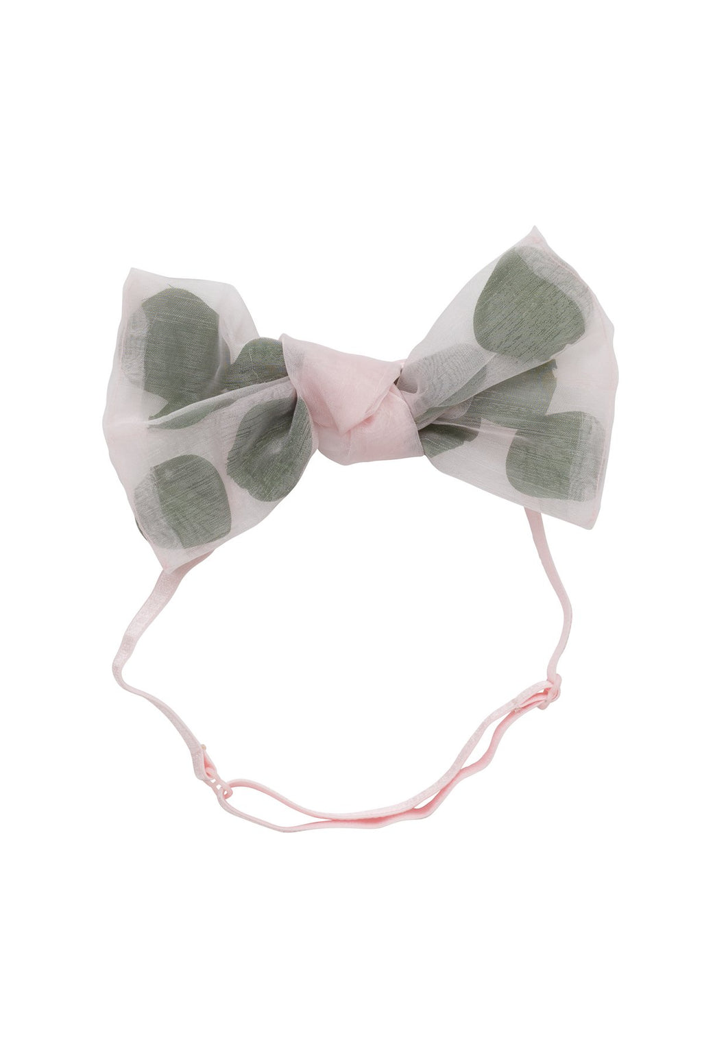 Organza Petal Clip + Wrap - Pink - PROJECT 6, modest fashion