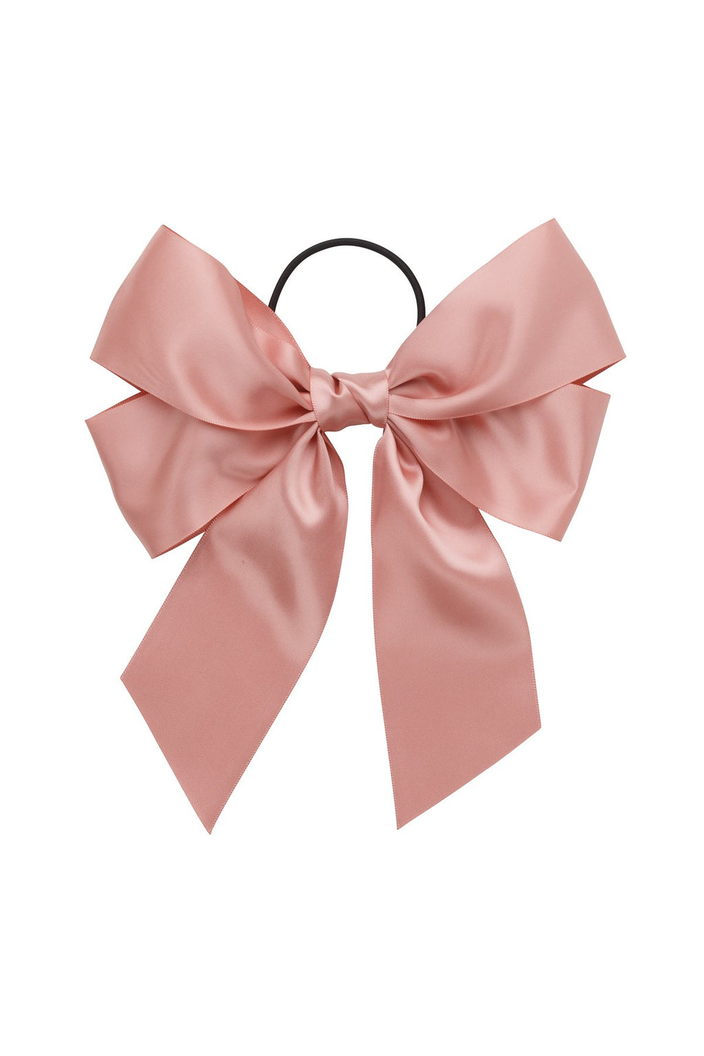 Oversized Bow Pony/Clip - Sweet Nectar - PROJECT 6, modest fashion
