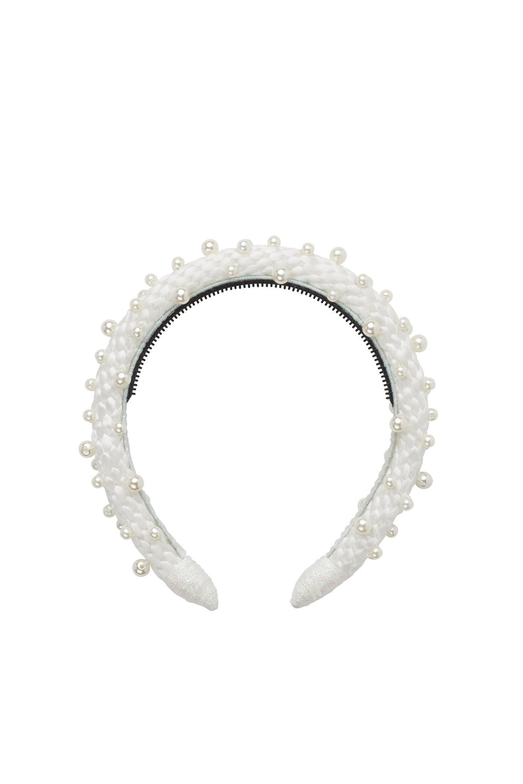 Pearl Queen Women's Headband - Dove White - PROJECT 6, modest fashion