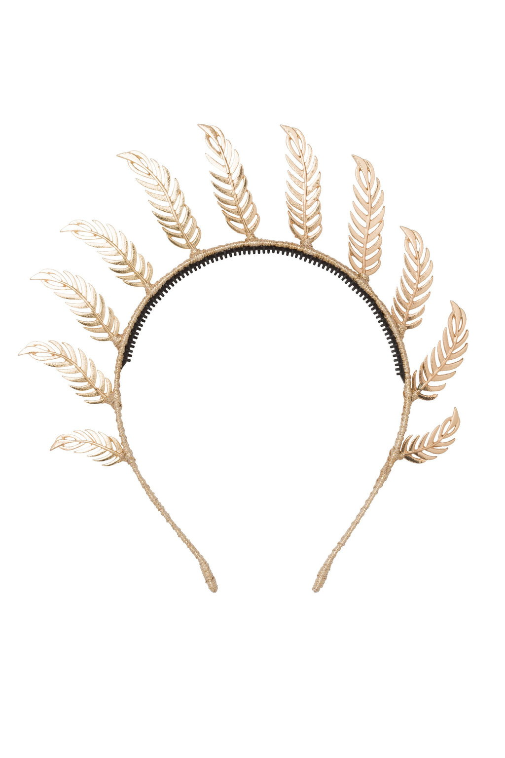 Pocahontas Headband - Gold - PROJECT 6, modest fashion