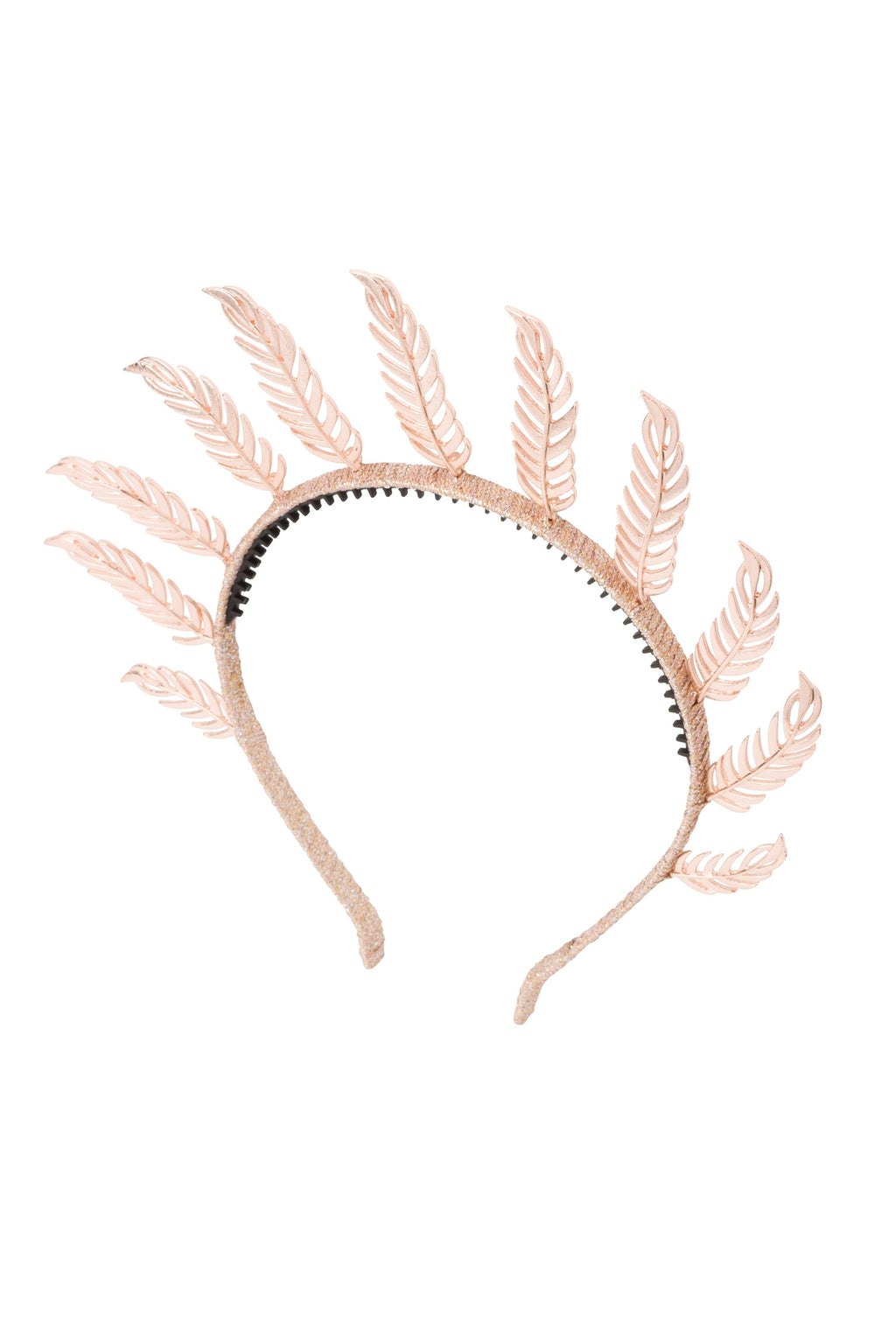 Pocahontas Headband - Rose Gold - PROJECT 6, modest fashion
