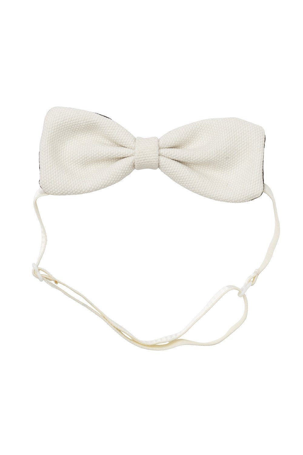 Bow Chapeau Baby - White - PROJECT 6, modest fashion