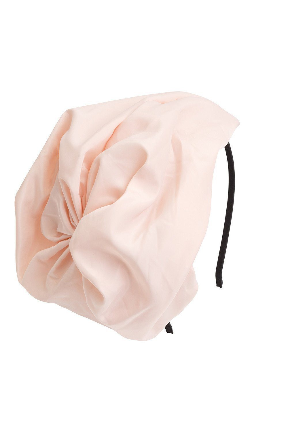 Petit Hat - Blush Taffeta - PROJECT 6, modest fashion