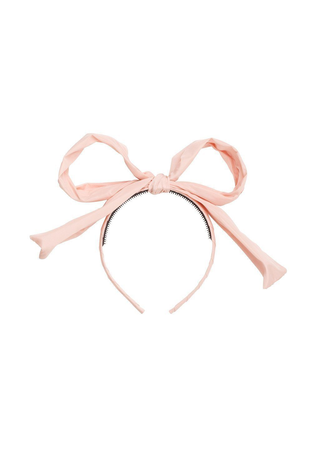 Party Bow Taffeta - Blush - PROJECT 6, modest fashion