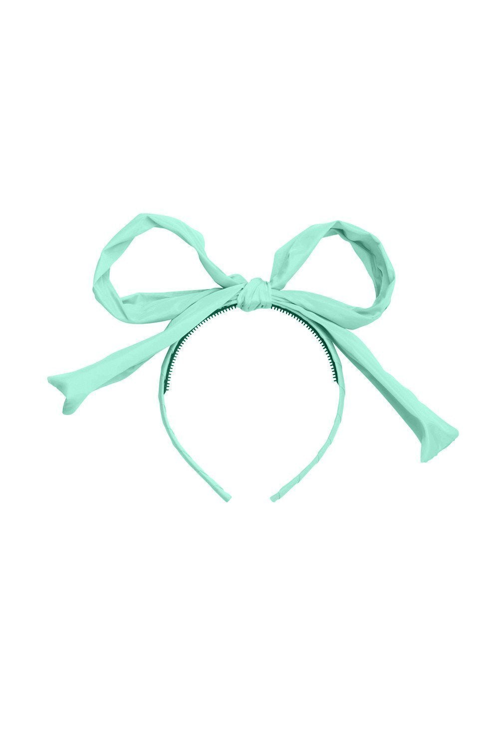 Party Bow Taffeta - Mint - PROJECT 6, modest fashion