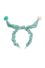 Load image into Gallery viewer, Sweet Dreams Headband - Teal Star - PROJECT 6, modest fashion