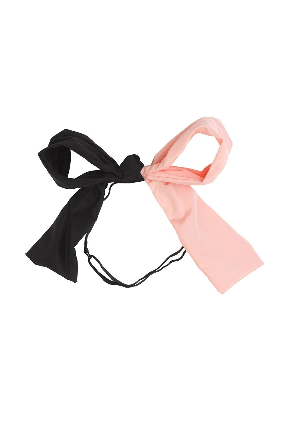 Sia Wrap - Blush/Black - PROJECT 6, modest fashion