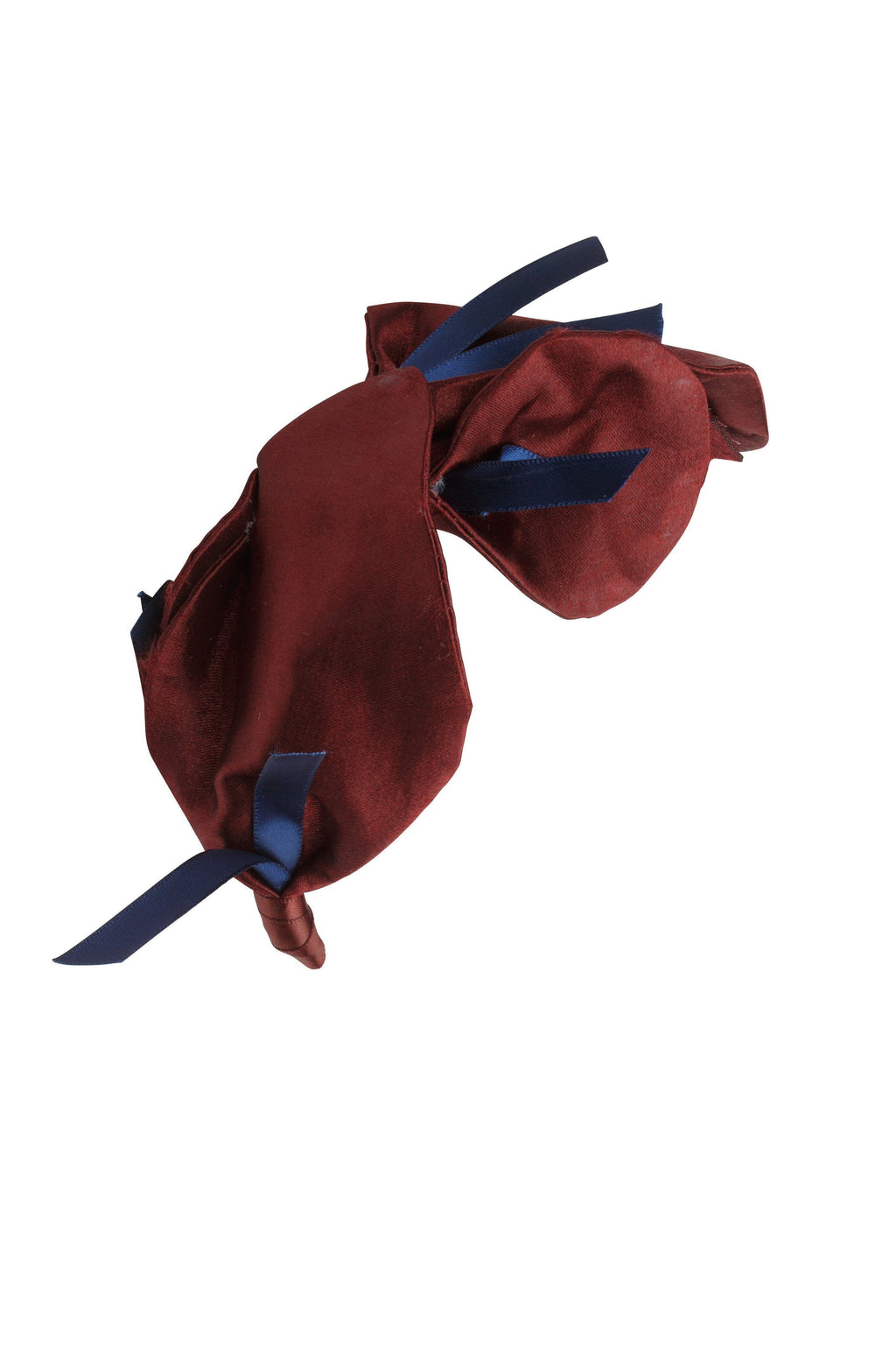 Ribbon Petal Baby - Burgundy/Navy - PROJECT 6, modest fashion