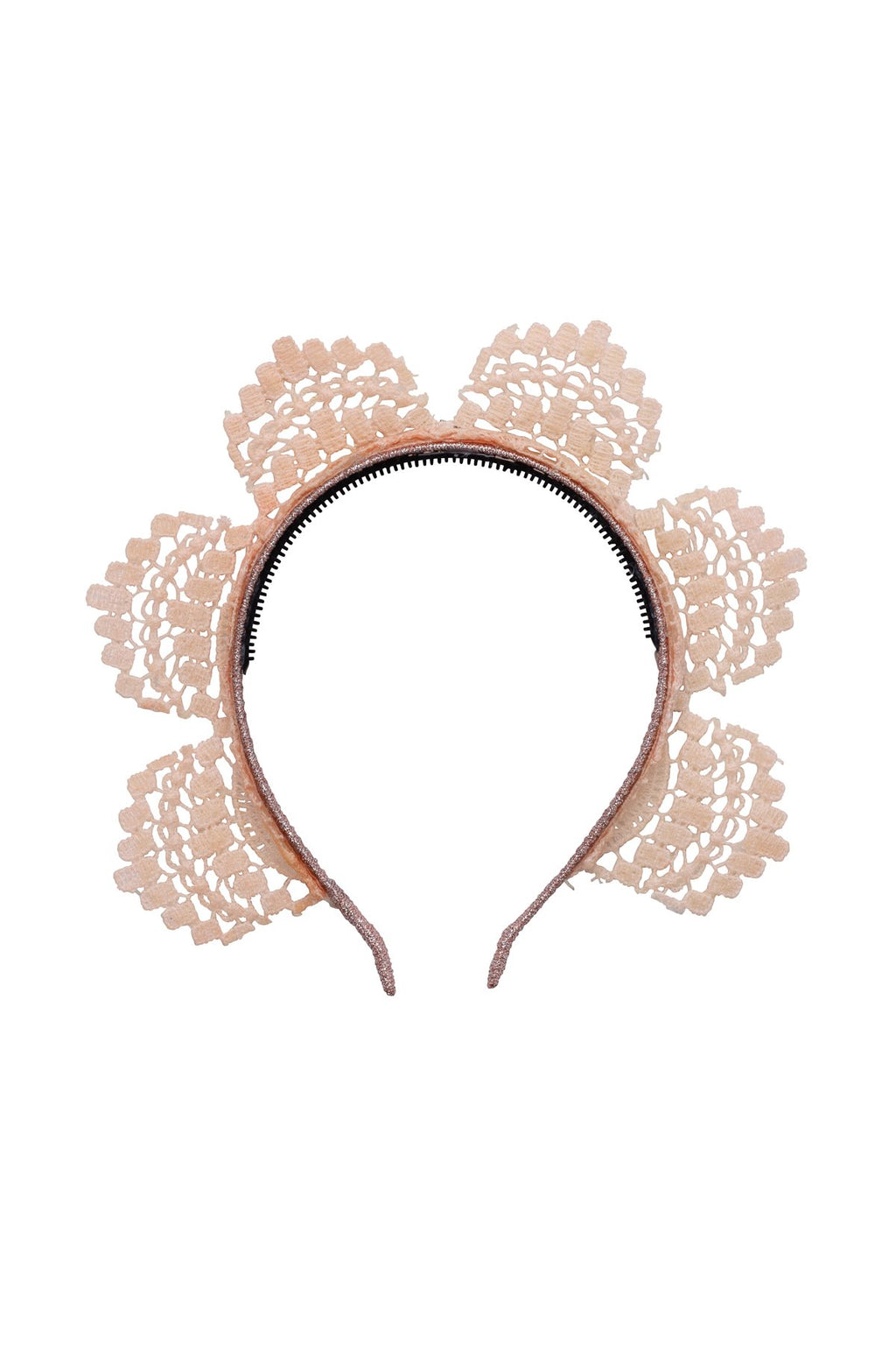 Rising Princess Headband - Blush - PROJECT 6, modest fashion