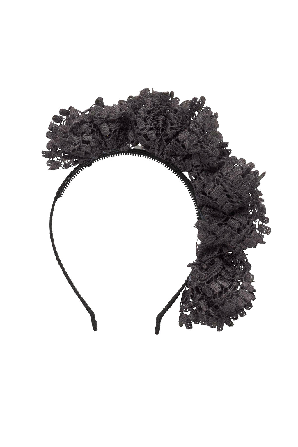 Royal Subject Headband - Black - PROJECT 6, modest fashion