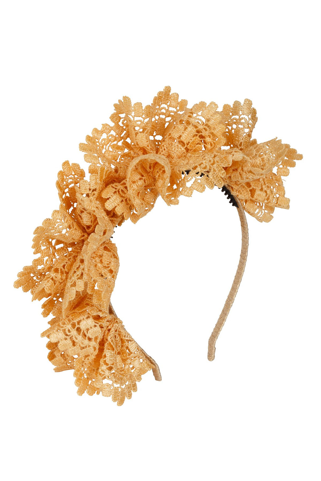 Royal Subject Headband - Gold - PROJECT 6, modest fashion