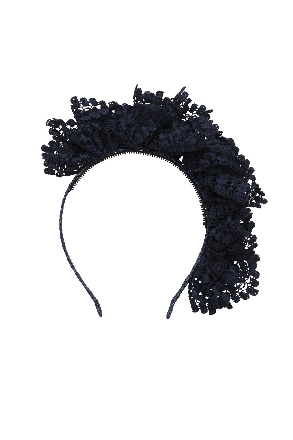 Royal Subject Headband - Navy - PROJECT 6, modest fashion