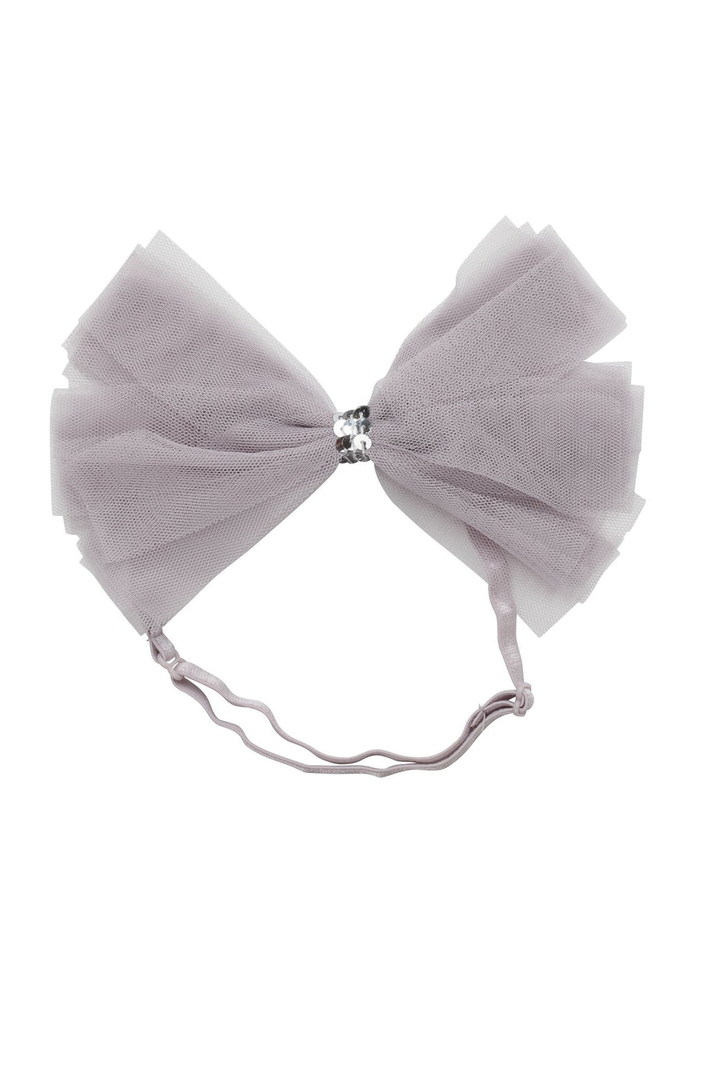 Soft Tulle Strips CLIP + WRAP - Lilac - PROJECT 6, modest fashion
