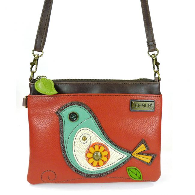Mini Crossbody Bird