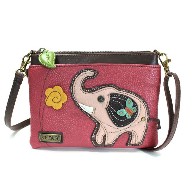 Mini Crossbody Elephants