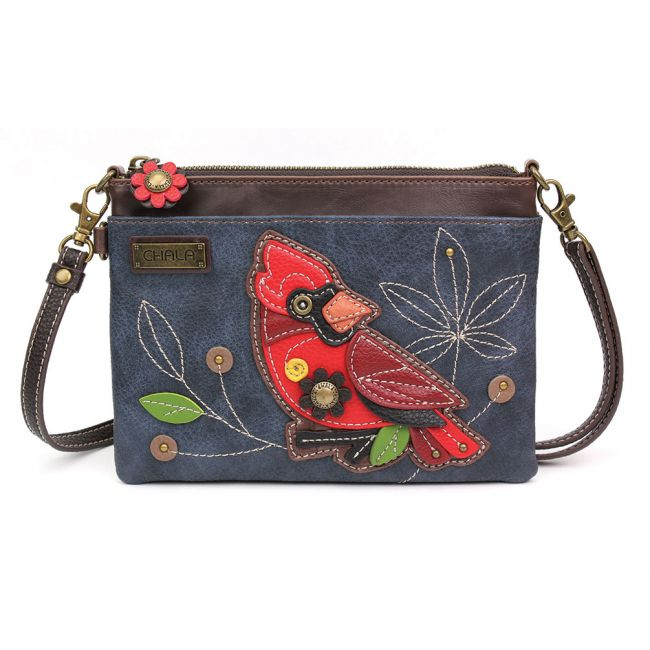Mini Crossbody-Cardinal Navy