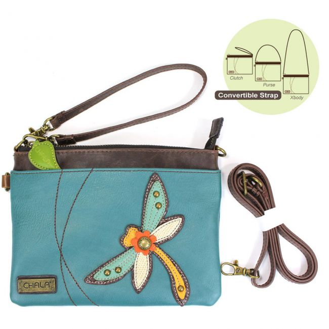 Mini Crossbody Dragonfly