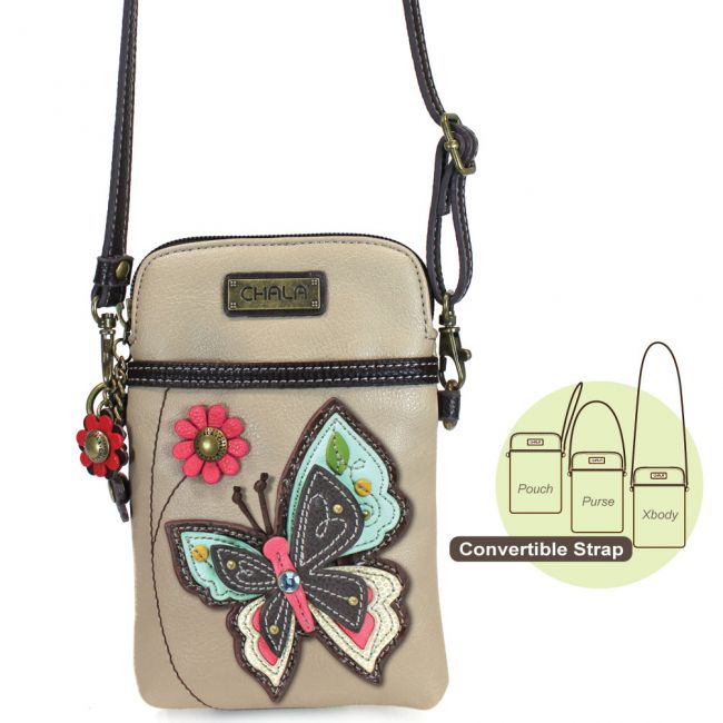Cellphone Xbody Butterfly Ivory