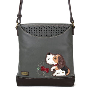 Sweet Messenger Dog Gen II Gray