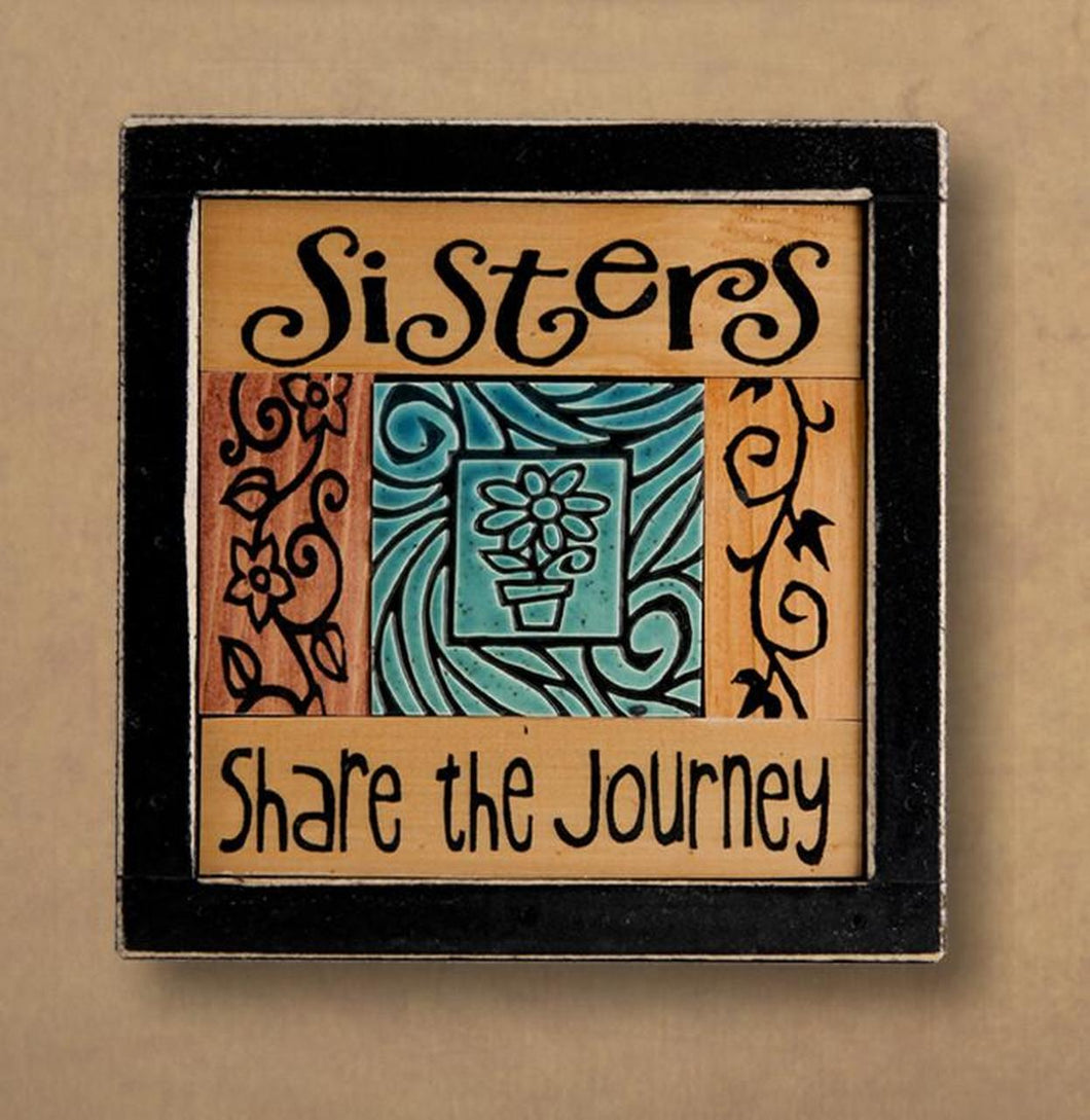 Sisters Collage